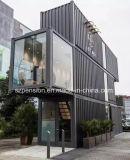 Het hete Huis/de Staaf van de Koffie van de Verkoop Flexibele Draagbare Mobiele Geprefabriceerde/Prefab