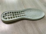 Les chaussures usinent pour injectent Outsole TPR. PVC