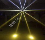 5r Roller Light Stage Lighting DJ Party Disco Iluminação de casamento