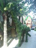 Gras van de Installatie van het nieuwe Product het Plastic Pu Kunstmatige Topiary