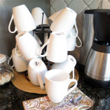 Vintage Mug Support de rack en acier inoxydable pour tasse