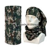 管のスカーフのCamo卸し売り継ぎ目が無いデザインHeadwear