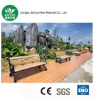 최신 판매 목제 플라스틱 합성 정원 벤치