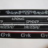 Nastro elastico di nylon personalizzato dell'alto Spandex di tenacia con il restringimento basso