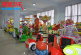 Coin Operated Parque de Atracciones Kiddie Ride Swing Rocking Kids Ride Machine