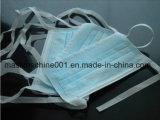 Máscara ultra-sônica Tie-on Making Machine para máquinas não-tecidas