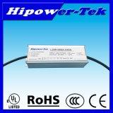 80W de corriente constante económica impermeable al aire libre de Control de distribución Alimentación LED IP67.