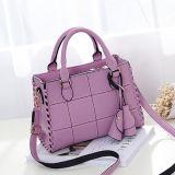 方法花のアクセサリの女性ハンドバッグPUの革女性のハンドバッグの卸売価格Sy8475