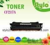 El mejor cartucho de toner de la impresora de la venta CF217A para la impresora del HP LaserJet