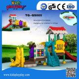 Kidsplayplayの子供の娯楽体操の漫画シリーズ屋外の運動場装置