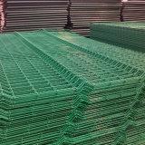 低価格4カラーPVCによって塗られる溶接された金網
