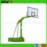 Strumentazione di sport del basamento di pallacanestro di Removeable