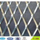 美しいおよび安全装飾によって拡大される金属の網