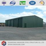 Sinoacme agrícola prefabricados prefabricados de almacenamiento de la estructura de acero