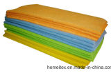 Toalha de limpeza de microfibra