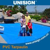 Encerado impermeável do PVC para a piscina