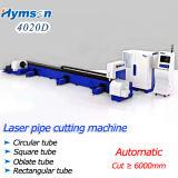 Máquinas CNC de corte de tubos de laser para a folha de metal (IC6050P) Corte Mais Longa >6000mm