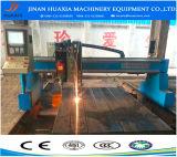 Estaca de alta velocidade do plasma do pórtico e máquina Drilling para o metal