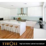Ilha de cozinha personalizada com alta qualidade Tivo-0142V