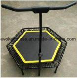 Hexagonal Small Bungee Trampoline / Gym Jumping Fitness Trampoline / Trampoline Bounce