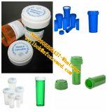 Tubos de ensaio reversíveis plásticos