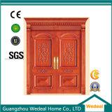 Personalizar portas interiores de madeira pintadas para hotéis