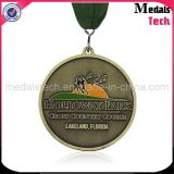 China Manufacture Sale Die Cast Metal Custom Summer Games Medals
