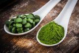 Haute qualité traditionnelle/biologique Spiruline poudre/le comprimé Supplément à la nutrition de qualité alimentaire Superfood