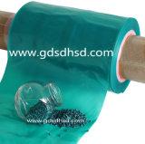 Groene die Masterbatch in de Plastic Extruder van de Film van de Industrie wordt toegepast