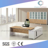 [ل] حديثة شكل مكتب طاولة مع اجتماع مكتب