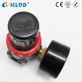 3/8 pulgadas Material Aleación del compresor de aire neumático Regulador de aire Br3000