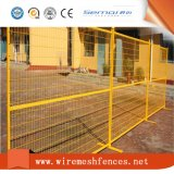 Galvanizado em PVC Coated Security Chain Link Mesh Fence