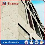 Entgifteneffekt-flexible Travertin-Gebäude-Fliese mit Cer