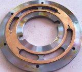 Placa da válvula das peças sobresselentes da máquina escavadora de KOMATSU (PC75UU)