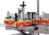 Semi Automatische Vlakke het Vullen van de Machine van de Etikettering van de Fles van de Oppervlakte Machine