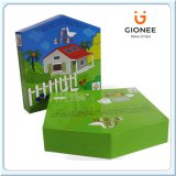 Шланг-Как таможня напечатанная коробка подарка картона
