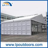 20m de Duidelijke Tent van de Gebeurtenis van de Markttent van de Spanwijdte Openlucht Grote met ABS en van het Glas Muur voor Verkoop