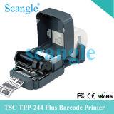 Ttp 244plus Barcode 인쇄 기계 Barcode 레이블 인쇄 기계 고품질