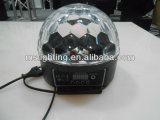 LED de control remoto Magic Ball / LED de luz de la luz de discoteca