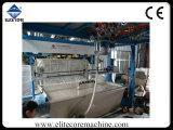 Maquinaria de fatura contínua do poliuretano da esponja da espuma