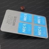 Het aangepaste Afdrukkende Plastic Adreskaartje van pvc van de Kaart van pvc van de Kaart Plastic Met de Prijs van Nice