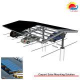Corchetes solares promocionales del panel de la azotea de azulejo del montaje (NM0043)