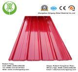 AA3003 H18 Farbe beschichtetes Kratzer-beständiges Aluminium für Rollen-Blendenverschluss-Tür