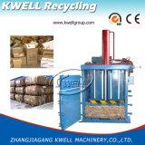 Pressa per balle idraulica della carta straccia/macchina d'imballaggio carta straccia/pressa per balle idraulica del cartone