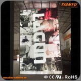 China Intdoor alumínio LED caixa de luz para Publicidade Trade Show
