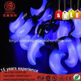 LEDの月の形の白いセリウムのRoHSストリングライトFo Ramadanの装飾