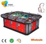 Münzenfisch-Spiel-Tisch-spielende Säulengang-Spiel-Maschine für Verkauf