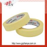 Preiswerter Preis 130 Grad-Gummikleber-weißes selbsthaftendes Kreppband