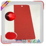 Ral 3020 Água Tinta de cor vermelha de tráfego/pele/folha/Linha de pintura por pó de textura de rugas
