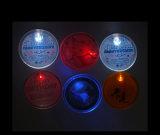 Etiqueta de la etiqueta del LED para la celebración